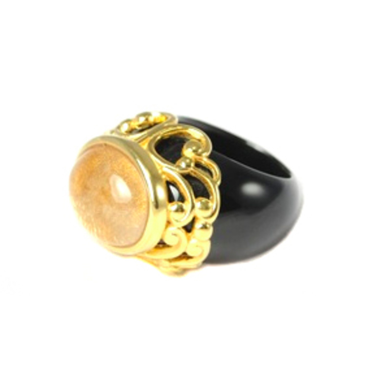 Lucas Jack Versailles Ring in Gold