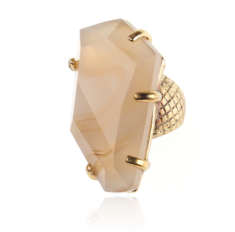 Samantha Wills Romancing the Stone Ring in Champagne M/L