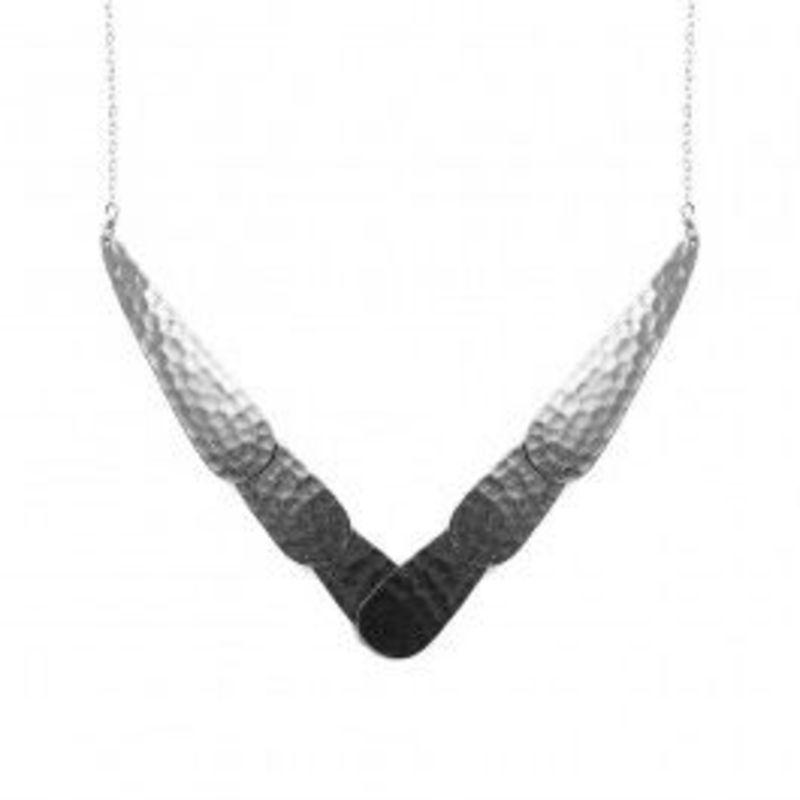Robyn Rhodes Jasmine Necklace in Silver