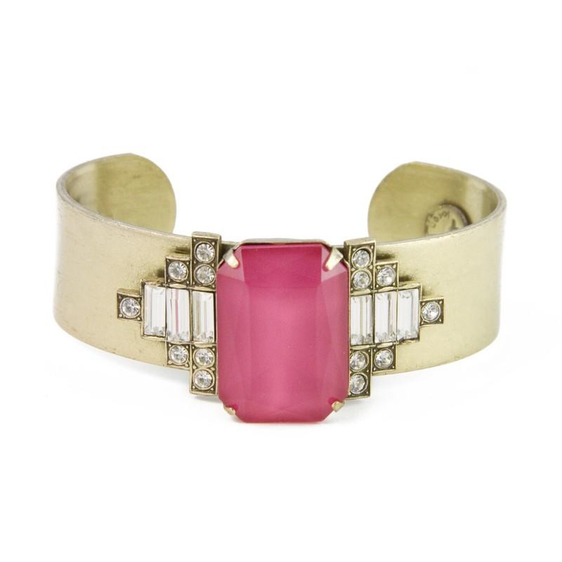 Loren Hope Alex Cuff in Pink