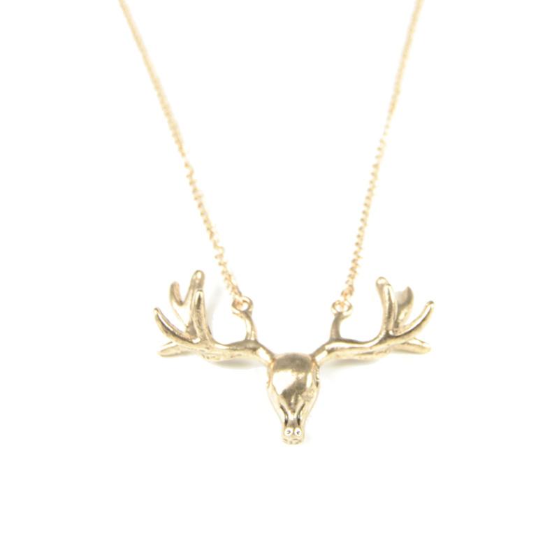 Urban Gem Bullwinkle Necklace