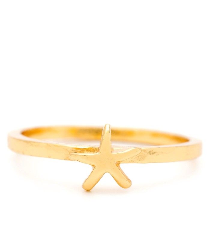 Gorjana Starfish Ring