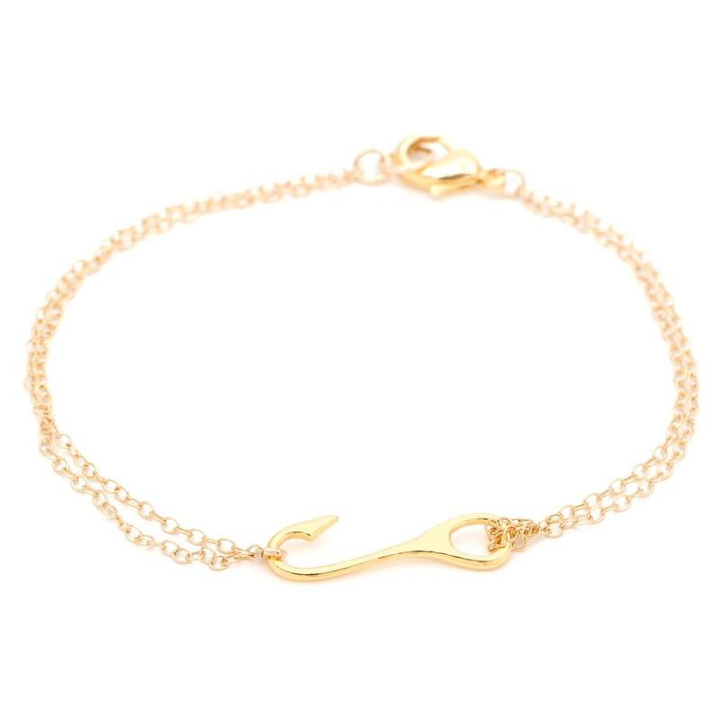 Gorjana Maritime Bracelet in Gold