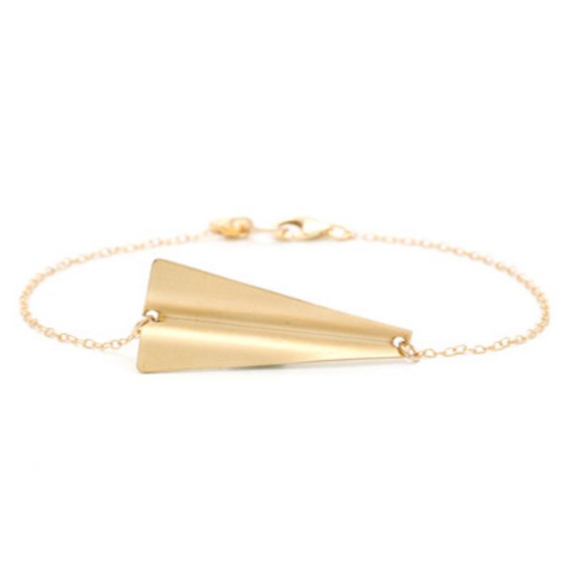 Gorjana Paper Plane Bracelet