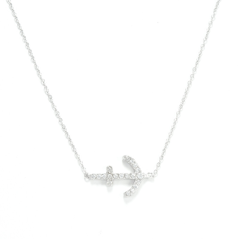 Urban Gem Nautical by Nature Necklace in Sterling Silver