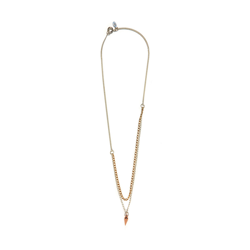 Bing Bang Petite Pendulum Necklace