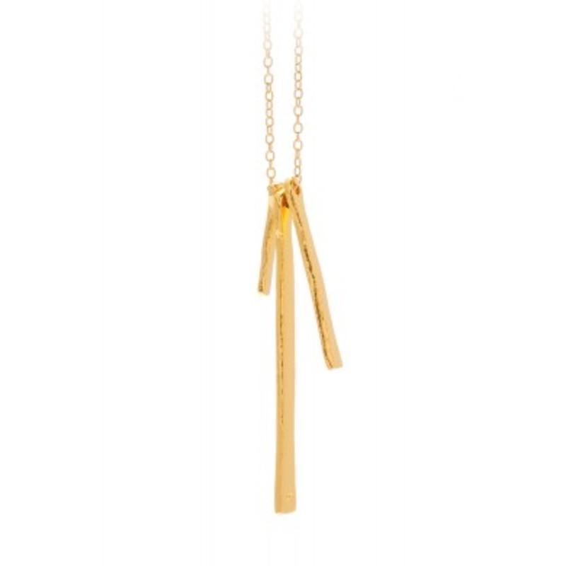 Gorjana Pressed Taner Long Necklace