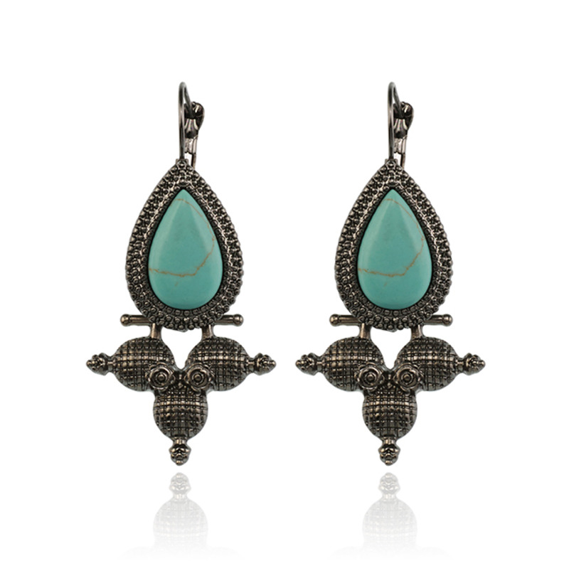 Samantha Wills Wild at Heart Earrings in Turquoise