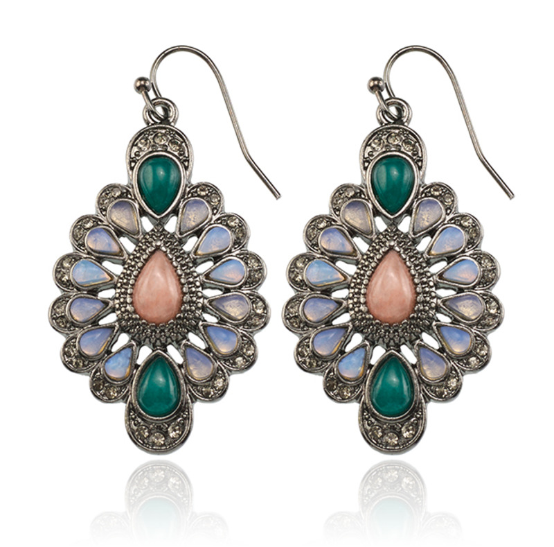 Samantha Wills Alabama Skies Earrings in Gunmetal