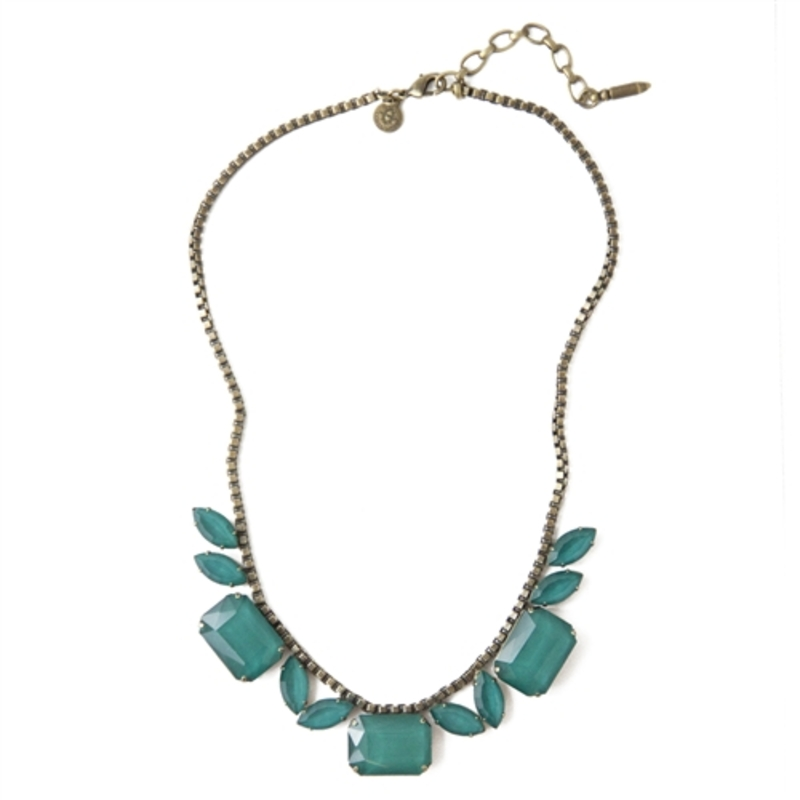 Loren Hope Blythe Necklace in Pine
