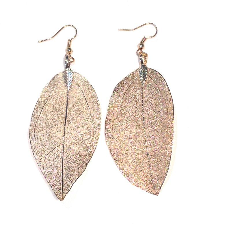 Urban Gem Gilded Eve Earrings