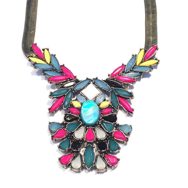 Urban Gem Phoenix Necklace