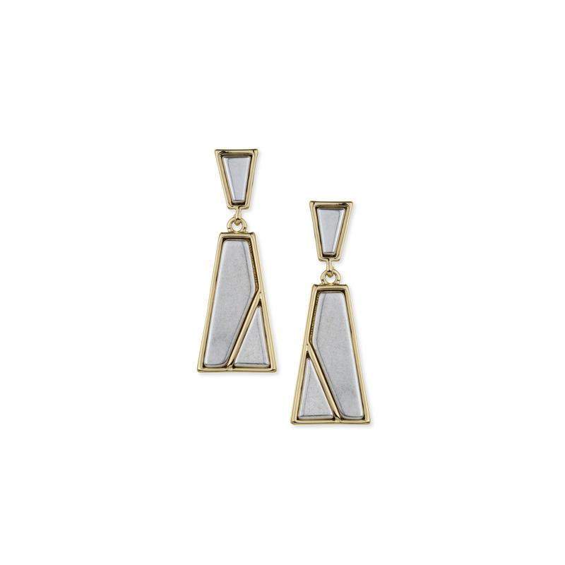 House of Harlow 1960 Trapezio Drop Earrings