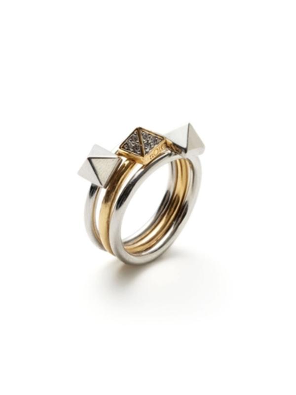 nOir Jewelry Classic Pyramid Set