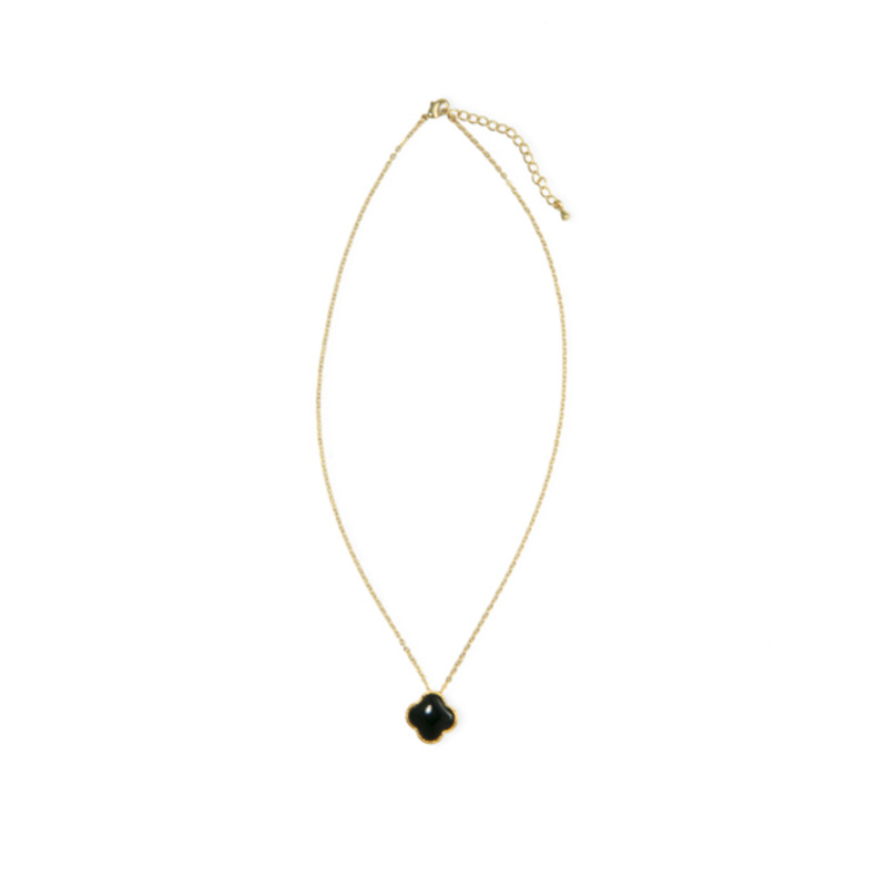 Urban Gem Clover Necklace