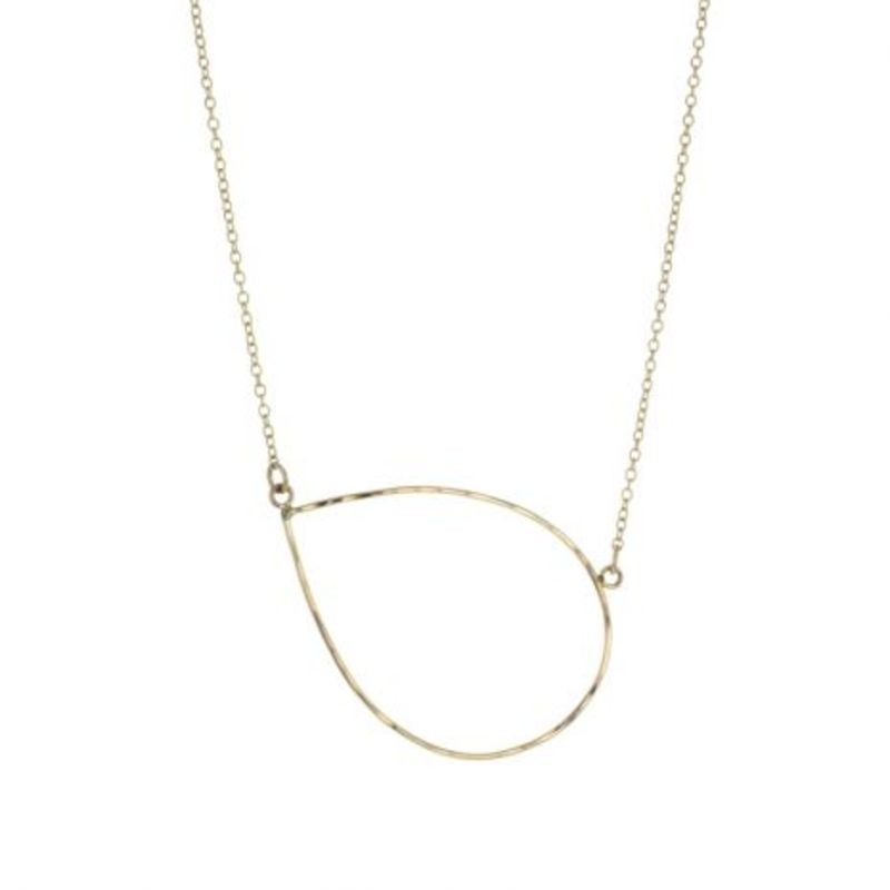 Lotus Jewelry Studio Petal Necklace in Sterling Silver