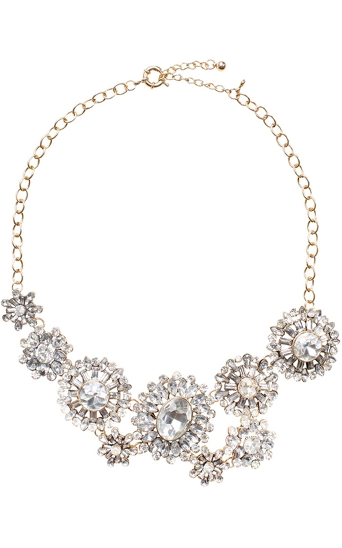 ILY Couture Opera Bib Necklace