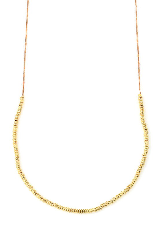 Vanessa Mooney Brittany Necklace - Ball Beads