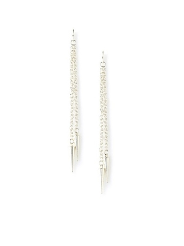 Jules Smith Zoe Bullet Earrings