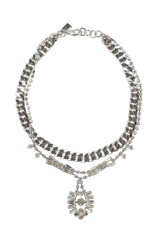 Juliet + Co Deco Pendant Necklace