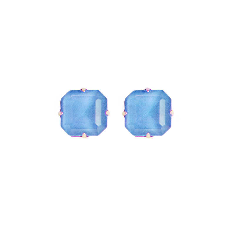 Loren Hope Sophia Studs in Blue