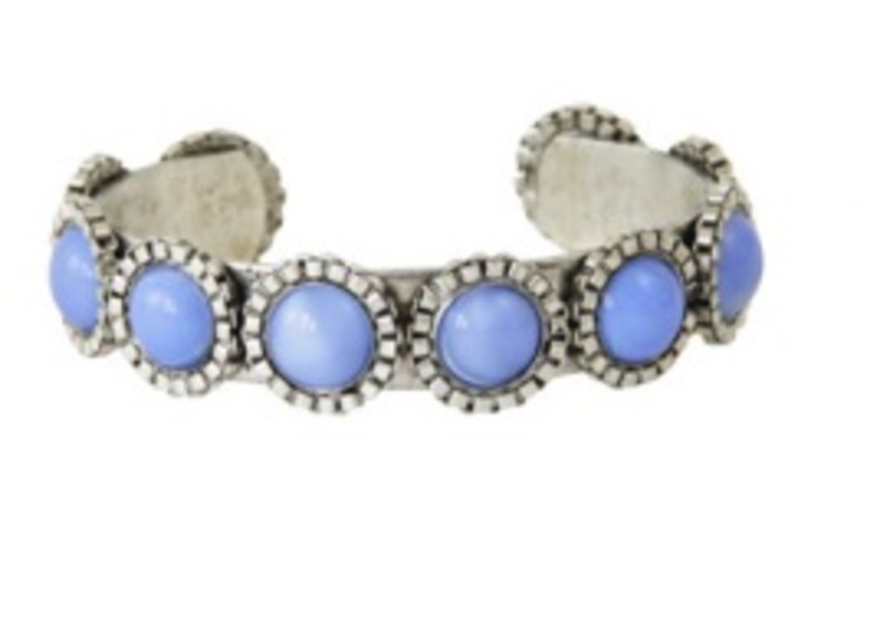 Loren Hope Devon Cuff in Blue