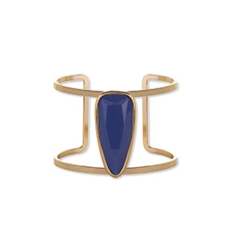 Anuja Tolia Blue Stone Cuff