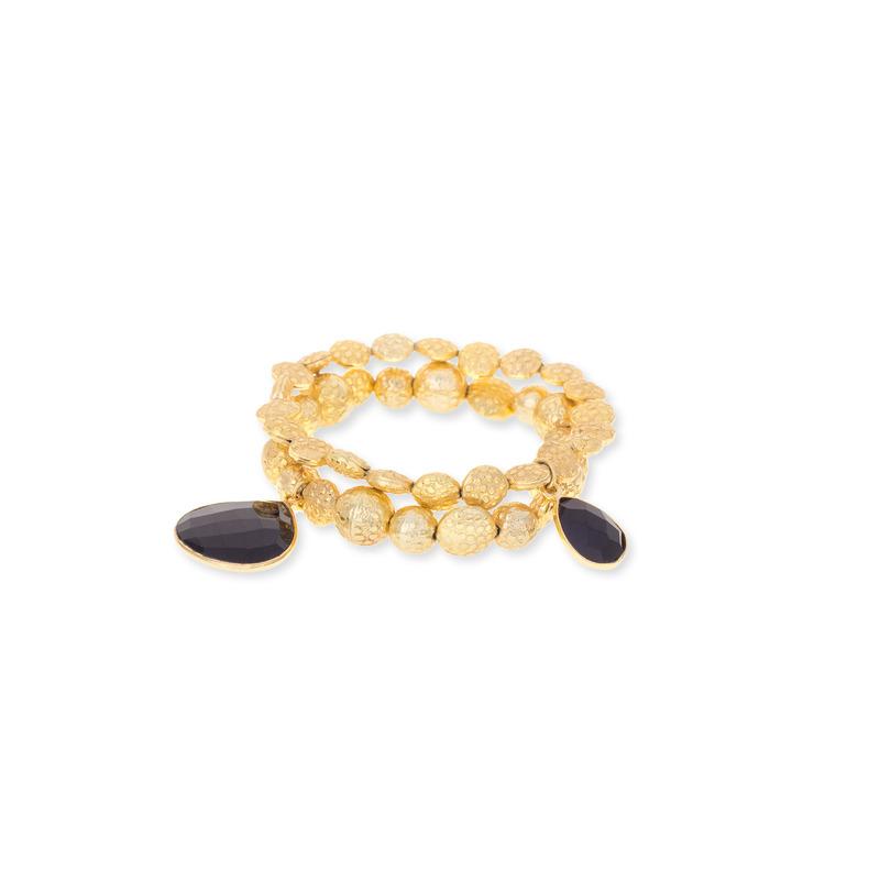 Ashiana London Two Stone Bracelet