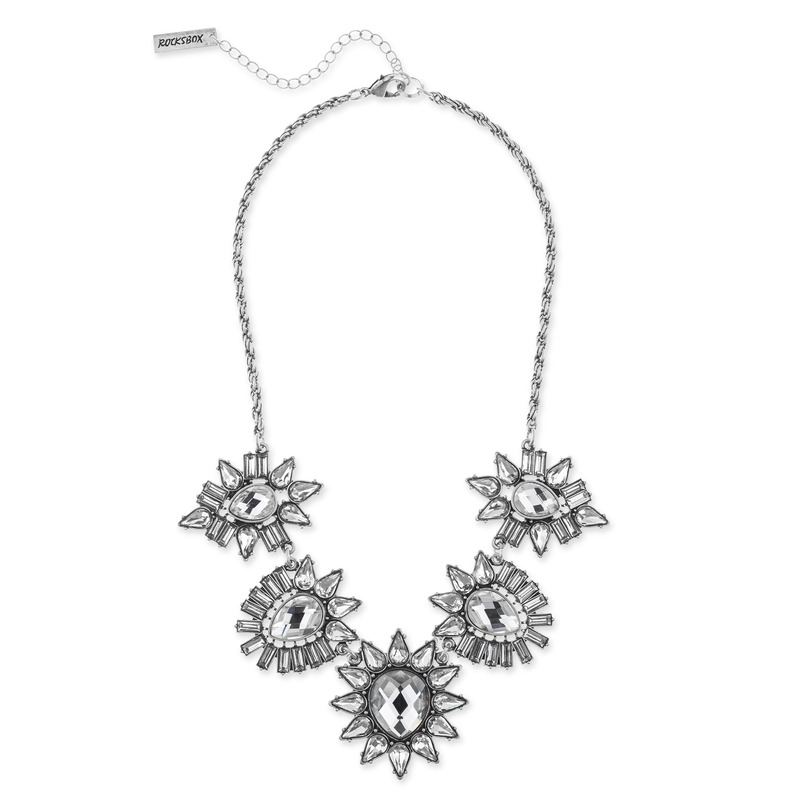 Perry Street Selina Crystal Necklace