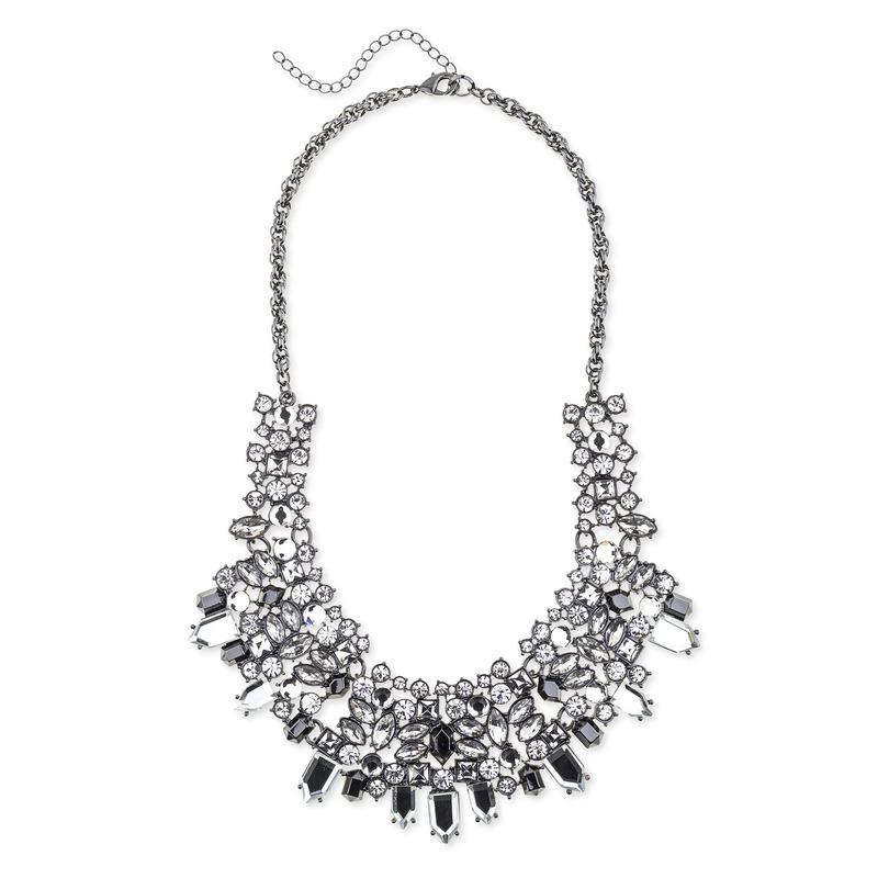 SLATE Chromium Crystal Necklace