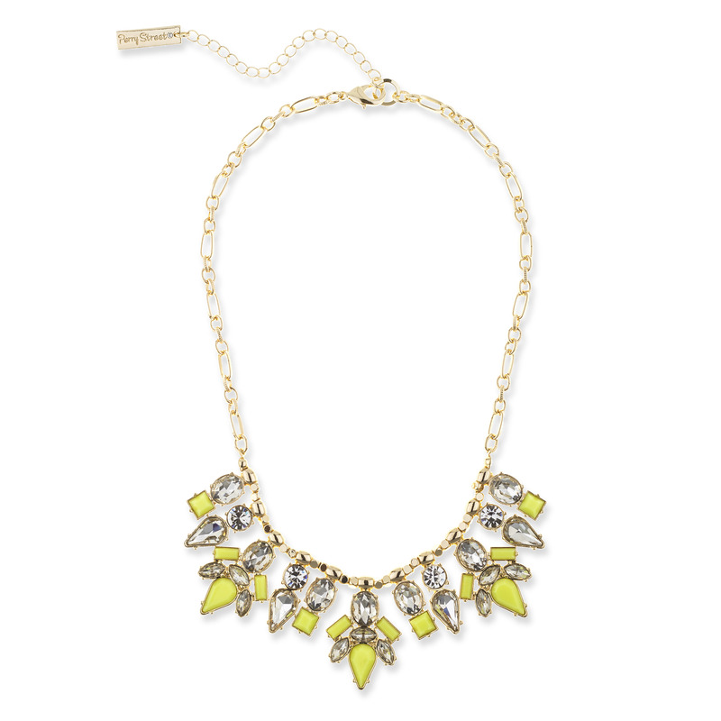 Perry Street Jenna Necklace in Yellow