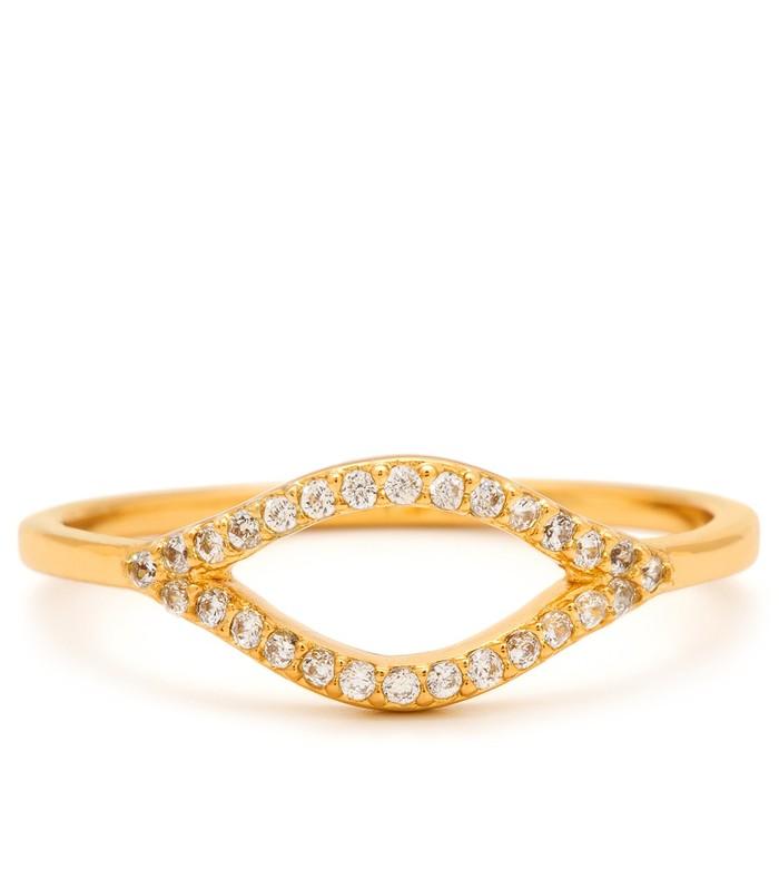 Gorjana Roya Shimmer Ring