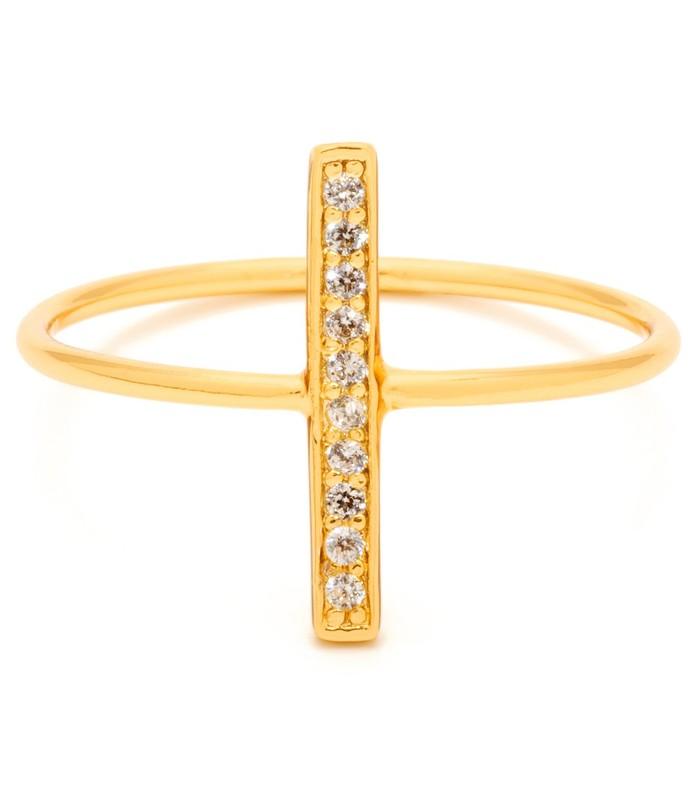 Gorjana Mave Shimmer Ring