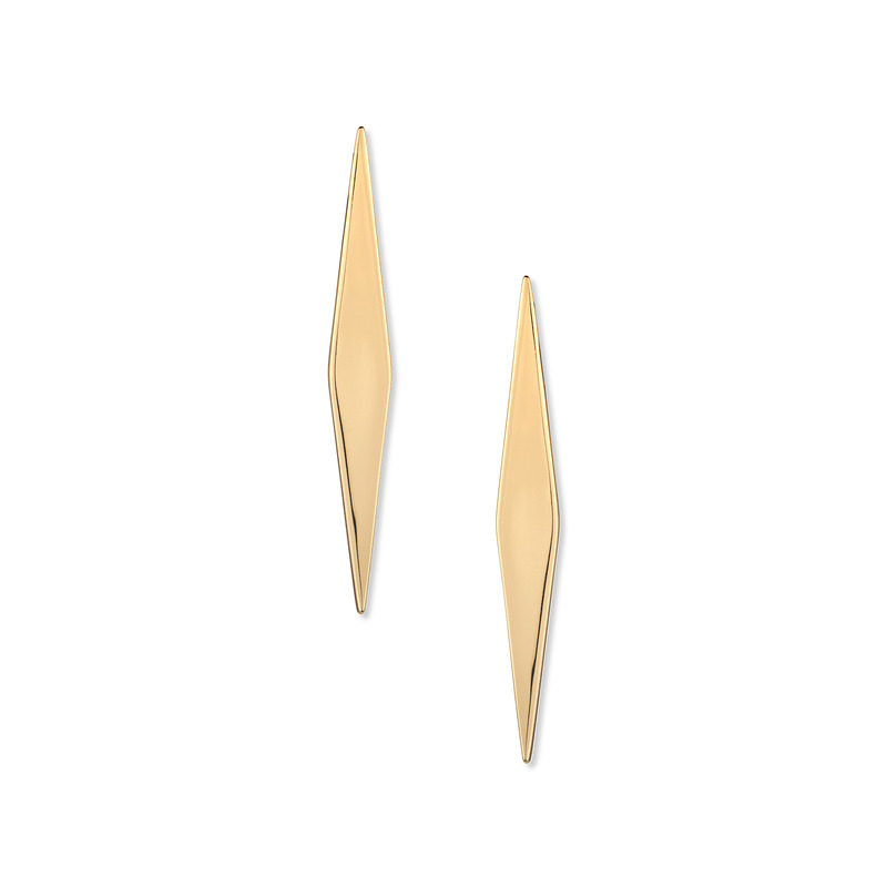 Gorjana Geometric Drop Stud