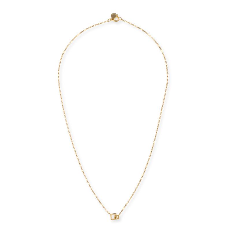 Gorjana Ryder Charm Necklace