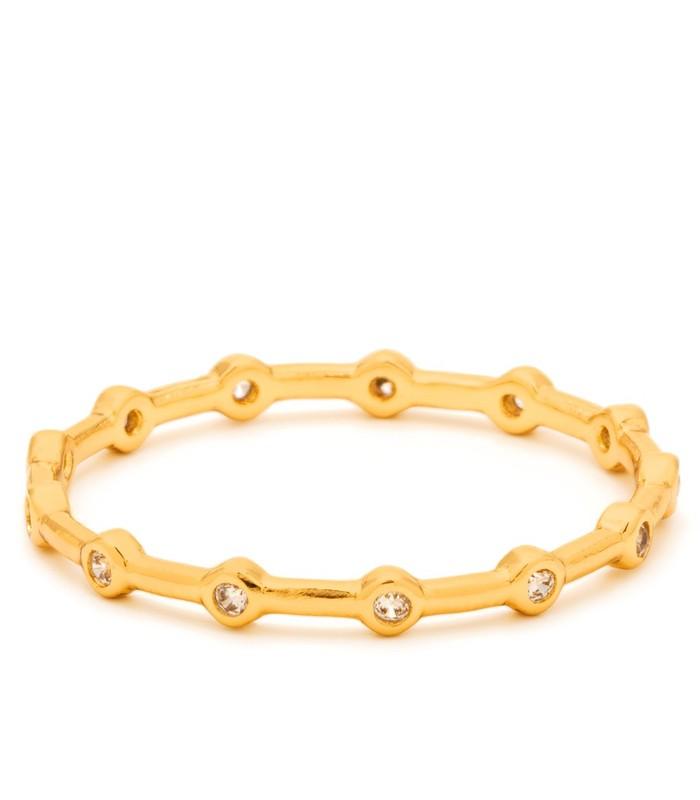 Gorjana Mae Shimmer Ring