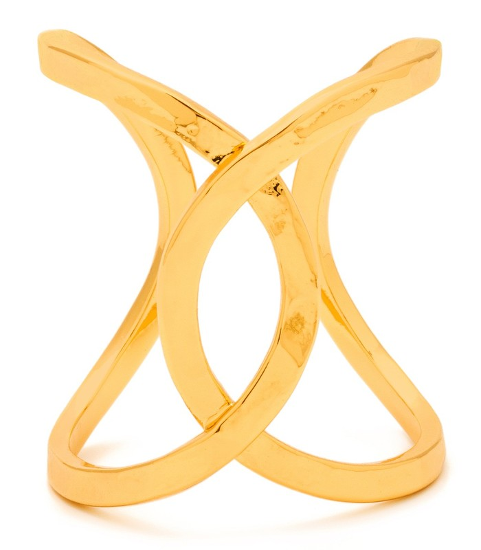 Gorjana Taner Interlocking Ring
