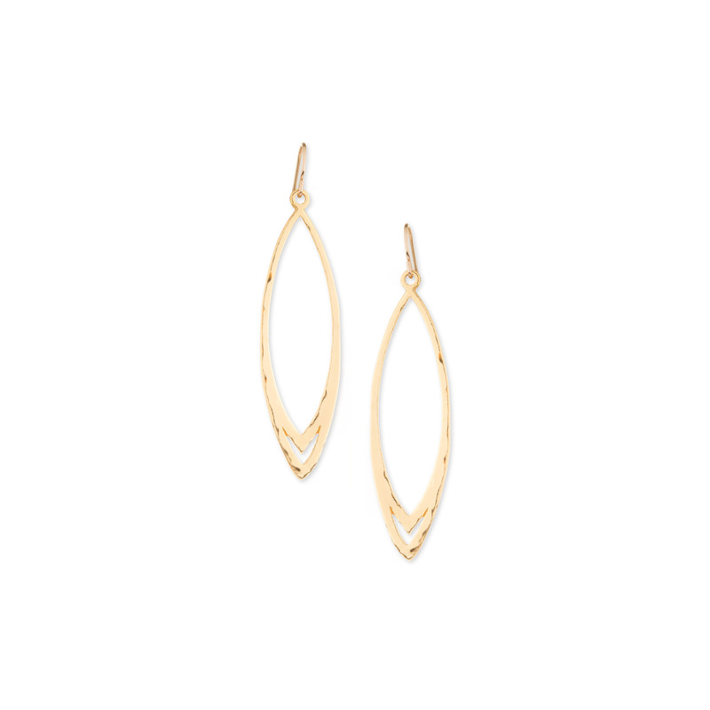 Gorjana Aldridge Drop Earrings