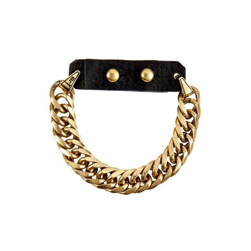 Jenny Bird Hustle & Flow Bracelet in Gold