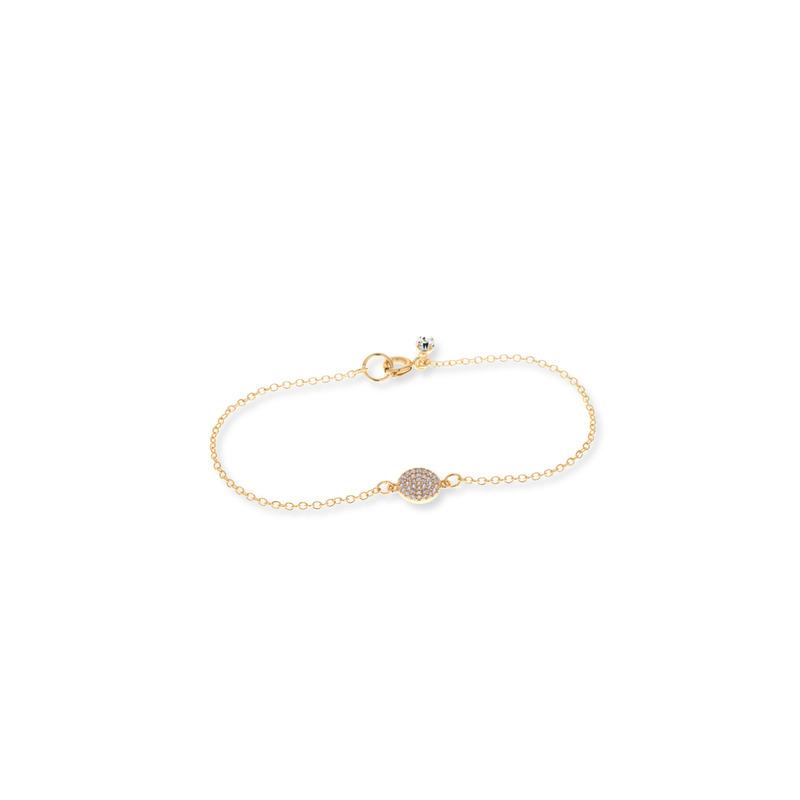 Sophie Harper Pavé Circle Bracelet