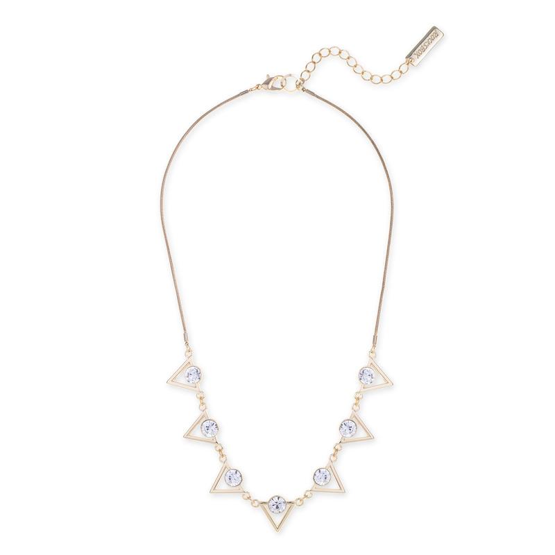 SLATE Crystal Points Necklace