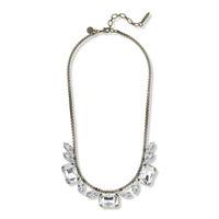 Loren Hope Blythe Necklace in Crystal