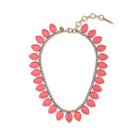 Loren Hope Sylvia Necklace in Coral