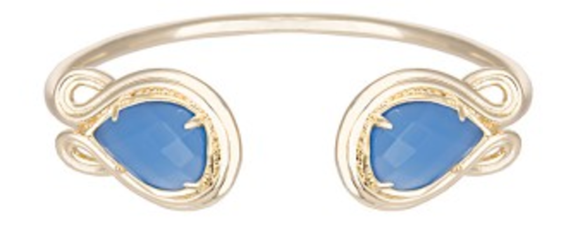 Kendra Scott Andy Bracelet in Periwinkle