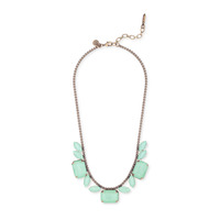 Loren Hope Blythe Necklace in Seafoam