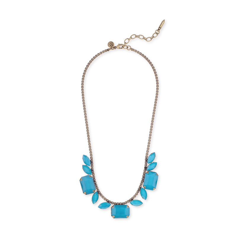 Loren Hope Blythe Necklace in Lagoon