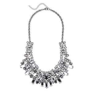 SLATE Chromium Crystal Necklace