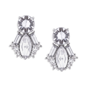 Perry Street Jean Crystal Earrings