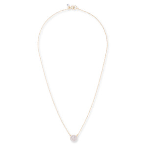 Sophie Harper Pavé Circle Necklace