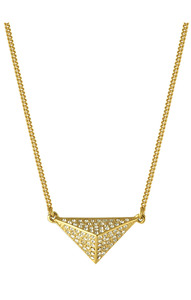 CC Skye Crystal Sands Necklace